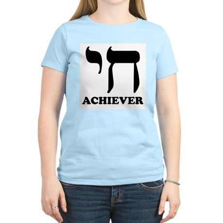 Chai Achiever Womens Light T-Shirt