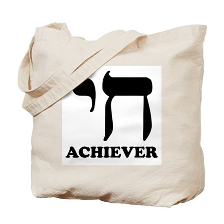 Chai Achiever Tote Bag