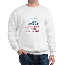 Confront the Culture Sweatshirt