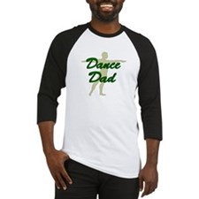 Dance Dad Baseball Jersey