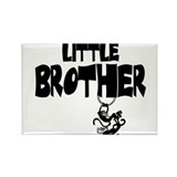 Little Brother (Monkies) Rectangle Magnet