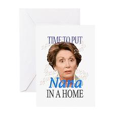 Time To Put Nana Pelosi In a Greeting Card