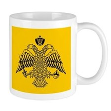 Greek Orthodox Church Flag Mug