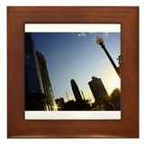 Chicago Framed Tile