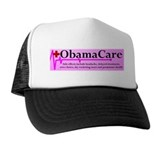 ObamaCare - Side Effects Trucker Hat