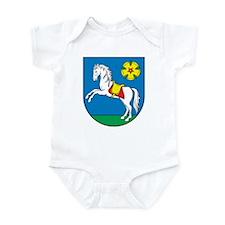 Ostrava Coat of Arms Infant Bodysuit