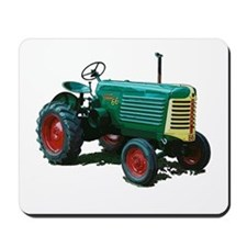 Unique Oliver tractors Mousepad