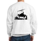 8th CAV. VIETNAM 1965-1966 Sweatshirt