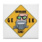 Geek Tile Coaster