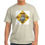 Geek Ash Grey T-Shirt