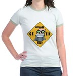 Geek Jr. Ringer T-Shirt