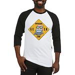 Geek Baseball Jersey