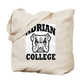adrian college bulldog wear Tote Bag