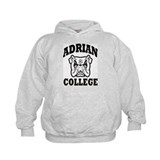 adrian college bulldog wear Hoody