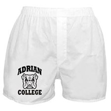 adrian college bulldog wear Boxer Shorts