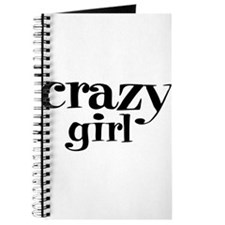 Crazy Girl Journal