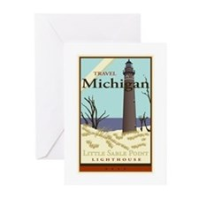 Travel Michigan Greeting Cards (Pk of 10)