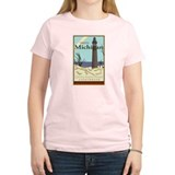 Travel Michigan  T-Shirt