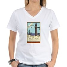 Travel Michigan Shirt