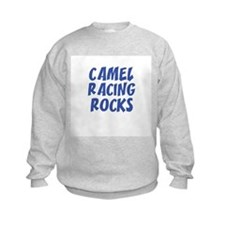 CAMEL RACING ROCKS Sweatshirt