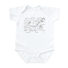 Be Creative Infant Bodysuit