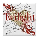 Twilight - Elegant Tile Coaster