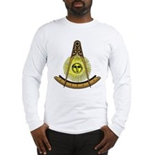 Freemason Past Master Long Sleeve T-Shirt