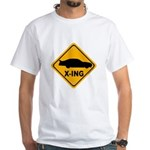 Stock Car X-ing White T-Shirt