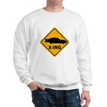 Stock Car X-ing Sweatshirt