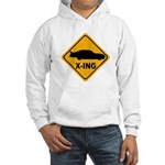 Stock Car X-ing Hooded Sweatshirt