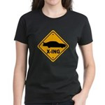Stock Car X-ing Women's Dark T-Shirt