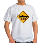 Race Car X-ing Light T-Shirt