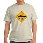 Race Car X-ing Light T-Shirt