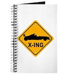 Race Car X-ing Journal