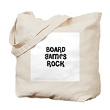 BOARD GAMES ROCK Tote Bag