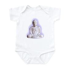 white buddha Body Suit