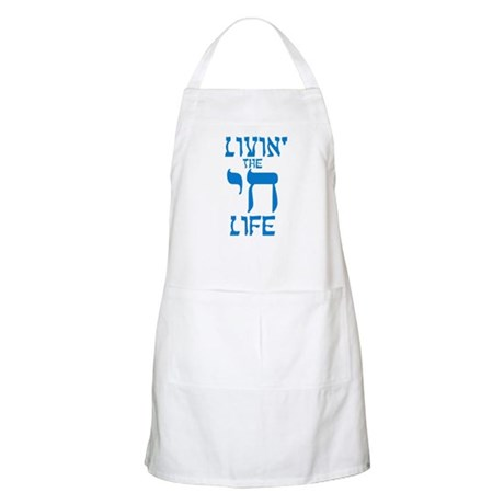 Livin' The Chai Life BBQ Apron