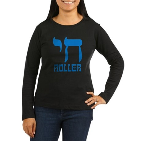 Chai Roller Womens Long Sleeve T-Shirt