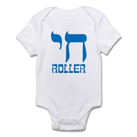 Chai Roller Infant Bodysuit