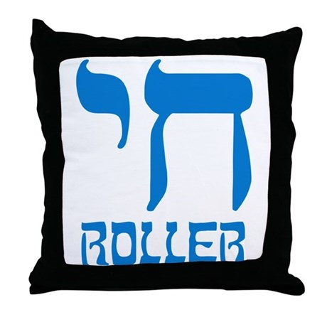 Chai Roller Throw Pillow