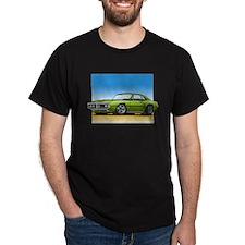 Olive 67-68 Firebird T-Shirt