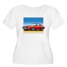 Red 67-68 Firebird T-Shirt