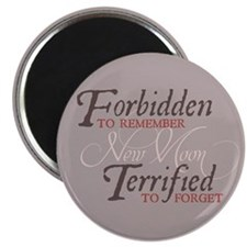 "Forbidden to Remember 2.25"" Magnet (100 pack)"