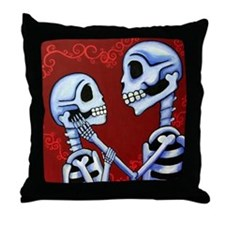 Amour Throw Pillow