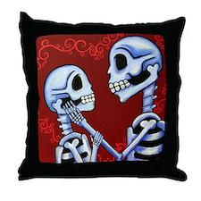 Amour Throw Pillow