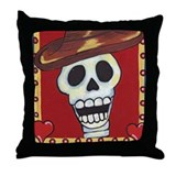 Slyvester Throw Pillow