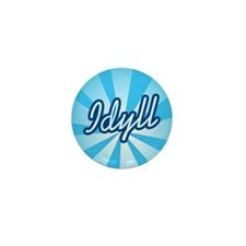 Idyll Mini Button (100 pack)