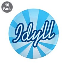 "Idyll 3.5"" Button (10 pack)"
