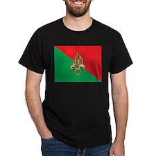 French Foreign Legion Flag T-Shirt