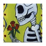 Day of the Dead Gift Tile